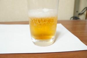 KIRIN キリン 濃い味糖質0(ゼロ)の色