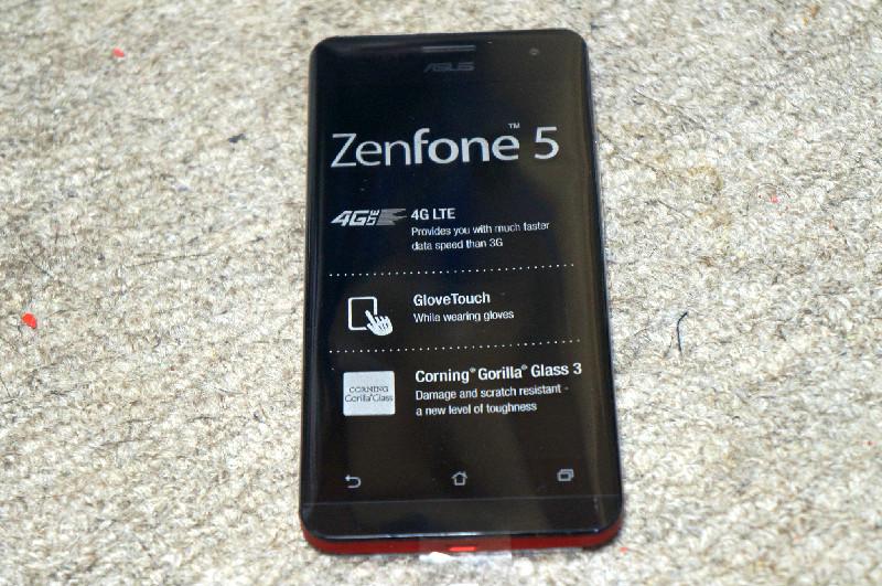 ZenFone5本体